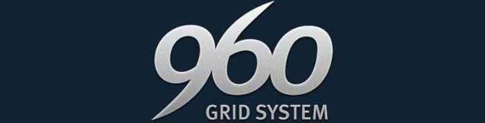 960 grid system - pixelanium - las 30 mejores alternativas a bootstrap
