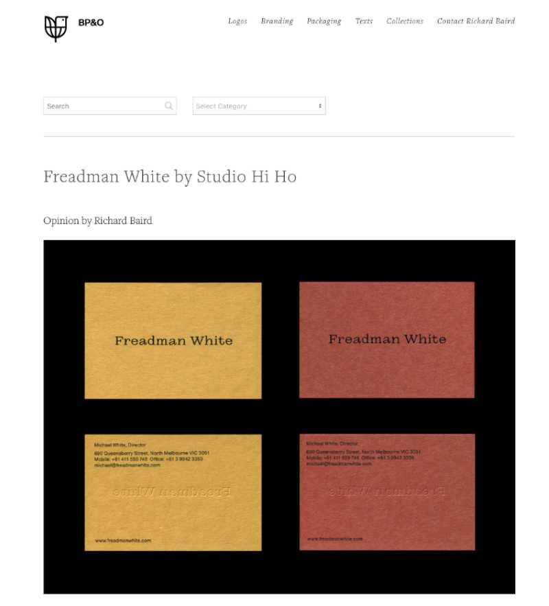 Los 25 mejores blogs de diseño para este 2020 - 23 - pixelanium