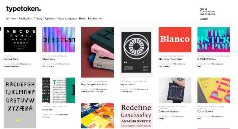 Los 25 mejores blogs de diseño para este 2020 - 27 - pixelanium