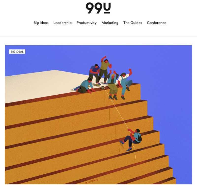 Los 25 mejores blogs de diseño para este 2020 - 3 - pixelanium
