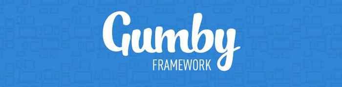 gumby - pixelanium - las 30 mejores alternativas a bootstrap
