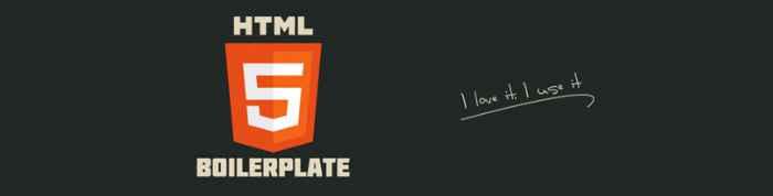 html boilerplate - pixelanium - las 30 mejores alternativas a bootstrap