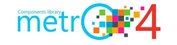 metro ui - metro_4 - pixelanium - las 30 mejores alternativas a bootstrap